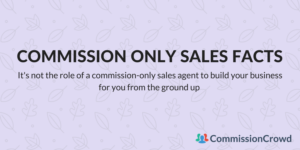 building an independent sales team