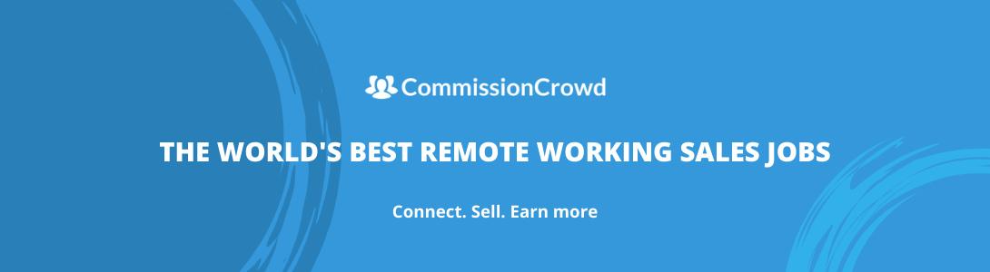 best remote working sales jobs