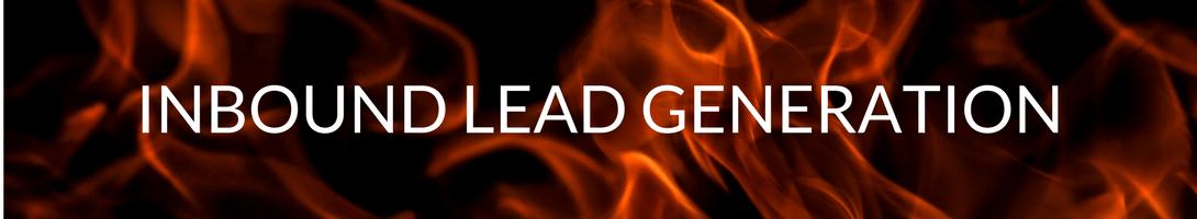 inbound lead generation banner
