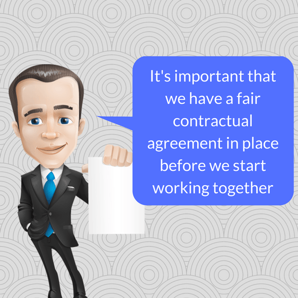 independent sales rep contractual agreement