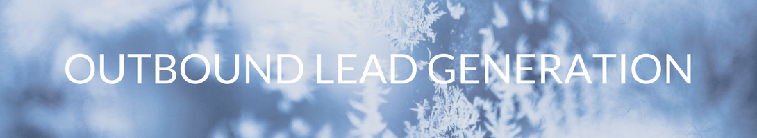 Outbound lead generation banner