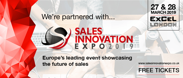 sales innovation expo partnership commissioncrowd
